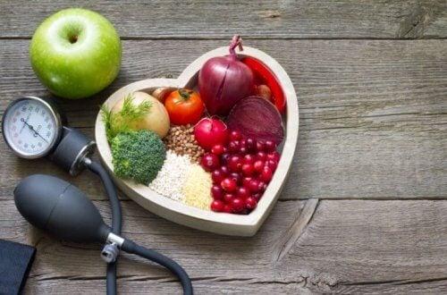 Een dieet om hypercholesterolemiete verminderen