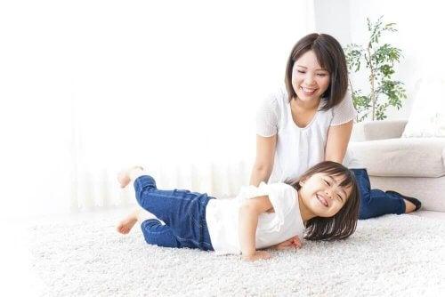 Hechting tussen ouders en kinderen in Japan