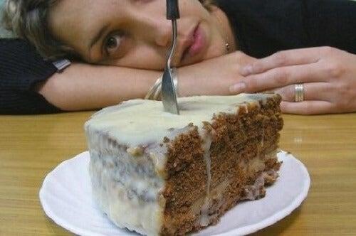 Het effect van zoetigheden op het lichaam