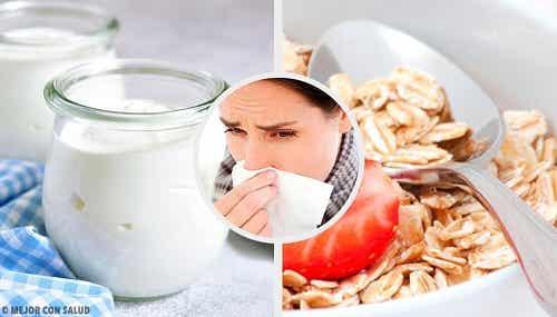 Het immuunsysteem stimuleren en verkoudheden en griep voorkomen