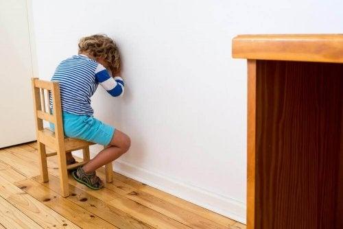 Vijf alternatieven voor het straffen van je kind