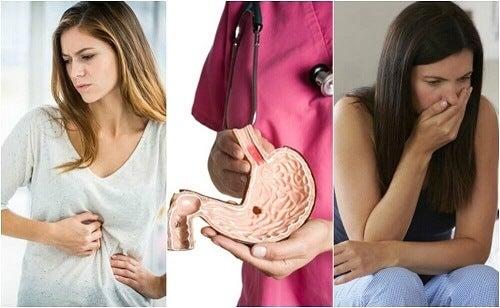 Let op de volgende 10 symptomen van een maagzweer