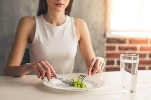 Verlies van de eetlust