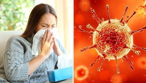 Virussen kunnen diarree veroorzaken