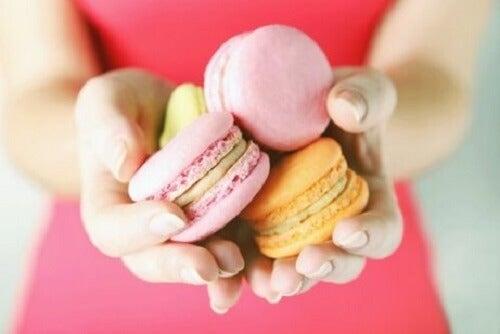 Waarom heb ik zoveel zin in zoetigheden