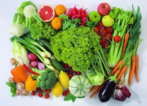 Zorg voor een gezond voedingspatroon