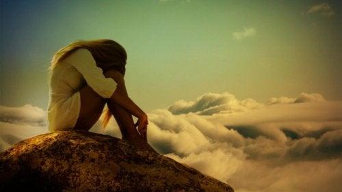 Angst voor eenzaamheid