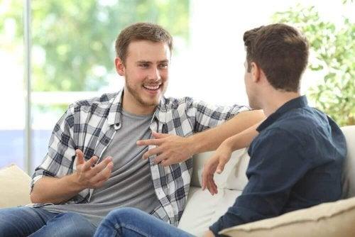 Boeiend gesprek voeren