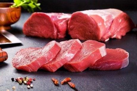 Kalfsvlees om te helpen je spieren te vormen