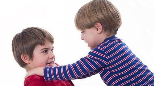 Ongehoorzame kinderen