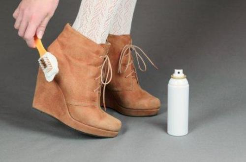 Leer hoe je je schoenen schoon kunt maken