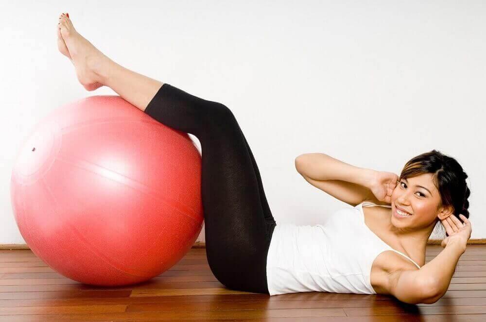 Beweging en het verhogen van rode bloedcellen