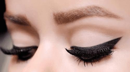Gebruik geen mascara van minderwaardige kwaliteit