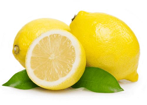 Het fornuis ontvetten met azijn en citroen