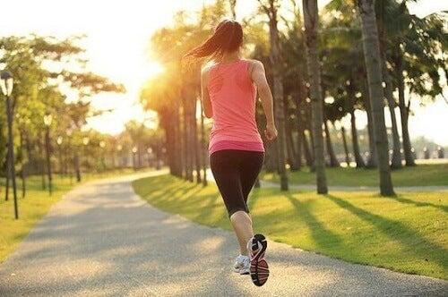 Trainen verhoogt je metabolische leeftijd