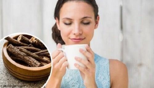 Zoethout kan helpen bij chronische vermoeidheid