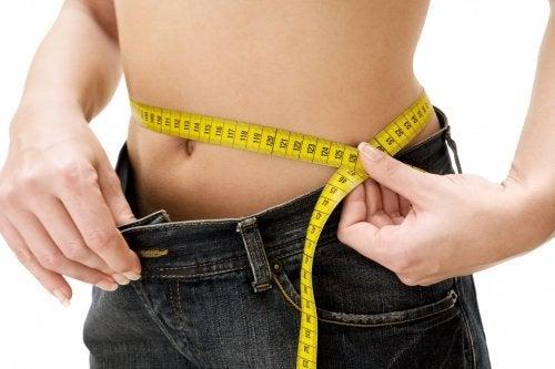 Snel gewichtsverlies door douchen met koud water