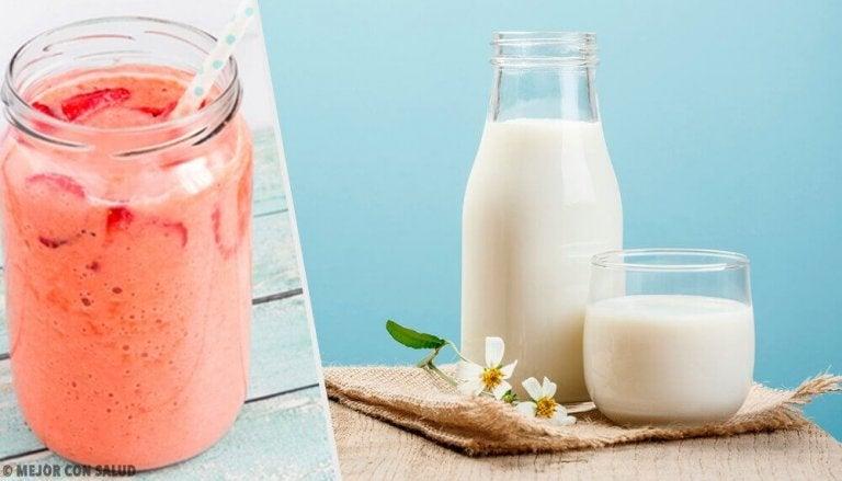 7 tips om te stoppen met het drinken van koemelk