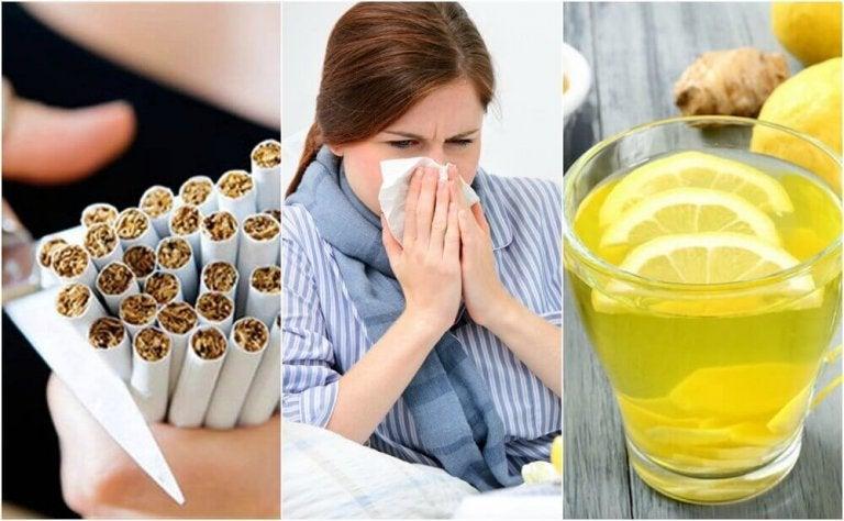 Verkoudheid bestrijden met deze 10 stappen