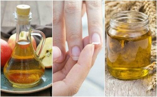 5 huismiddeltjes voor sterkere nagels