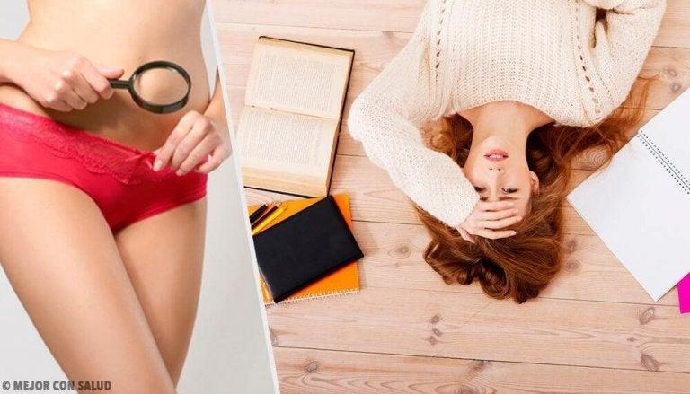 6 gewoontes die vaginale schimmelinfecties veroorzaken