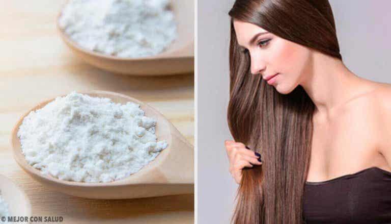 7 manieren met baking soda voor gezond haar