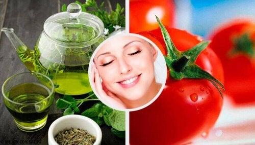 8 voedingsmiddelen die je huidgezondheid verbeteren