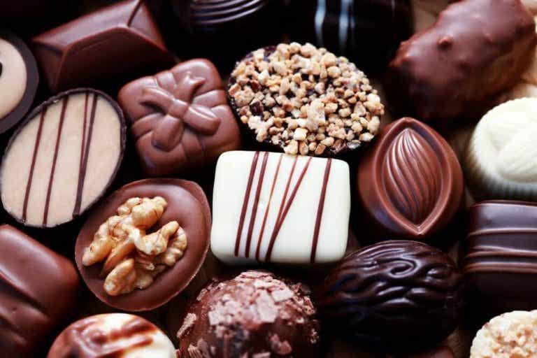 De antikankerverwekkende eigenschappen van chocolade