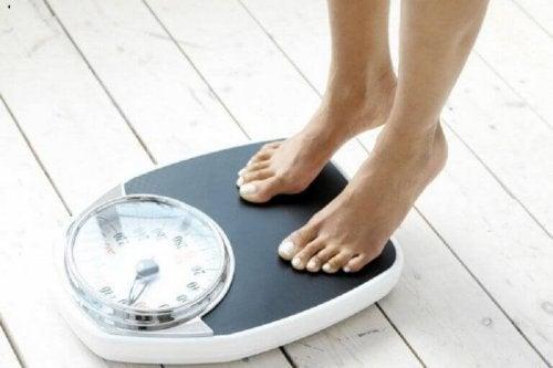Gewicht verliezen gaat ook makkelijker
