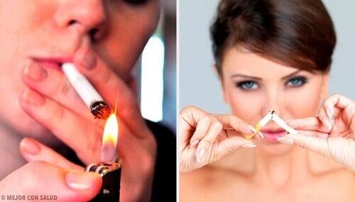 Het perfecte moment vinden om te stoppen met roken