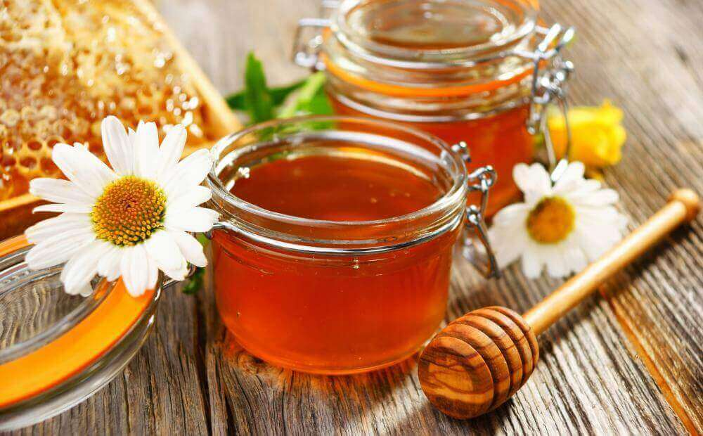 Honing als suikervervanger