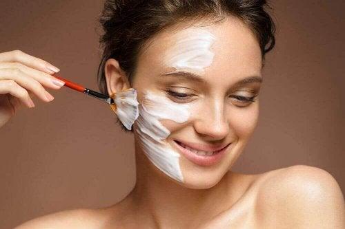 Magnesiummelk helpt bij een vettige huid