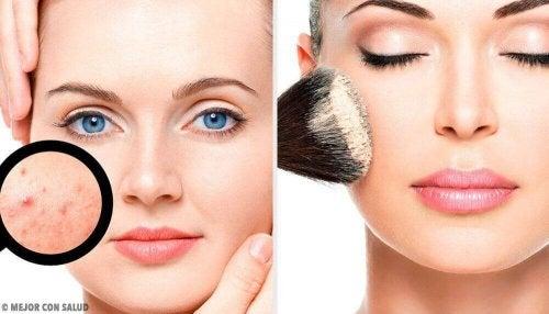 7 make-uptips voor vrouwen met een vette huid