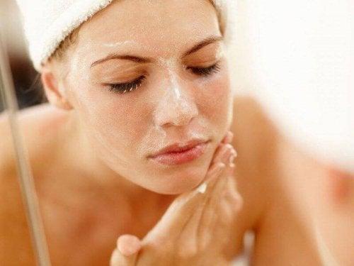 Milk of magnesia kan helpen bij acne