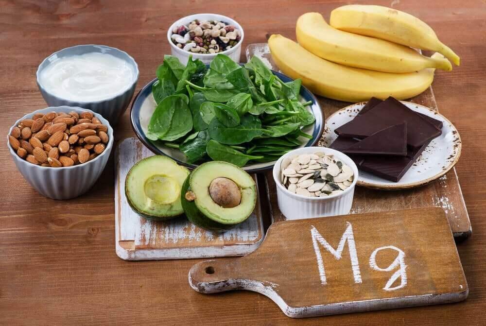 voedingsmiddelen met magnesium