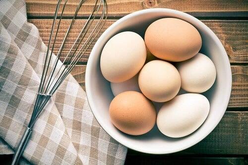 Pel snel een hardgekookt ei