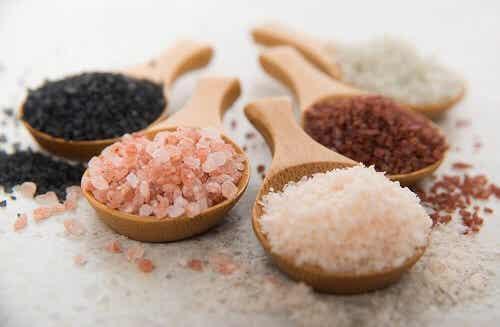 Wat zijn minerale zouten en waar vind je ze?