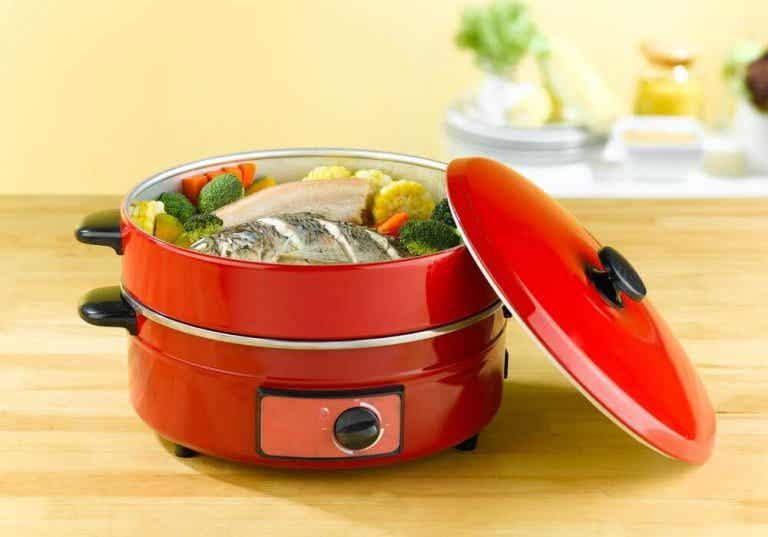 De voordelen van stomen als kooktechniek