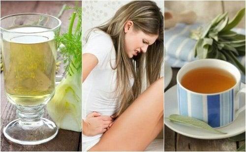 Diarree behandelen met deze 6 kruidenremedies
