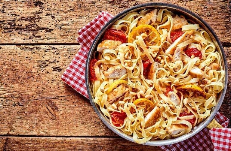 Drie verrukkelijke pasta-recepten