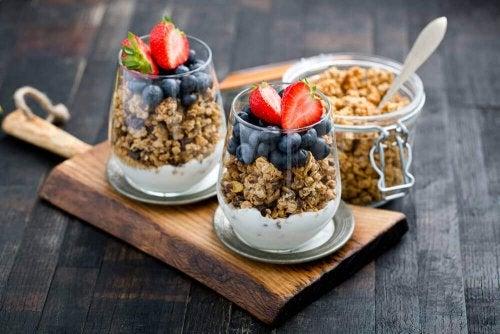 Elke ochtend granola eten: 12 verrassende voordelen