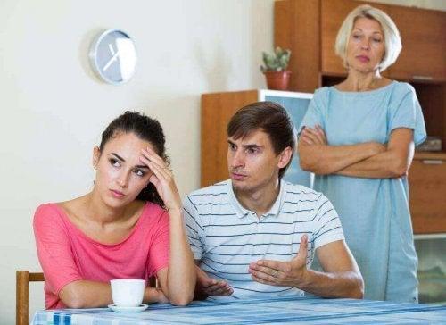 Familieproblemen