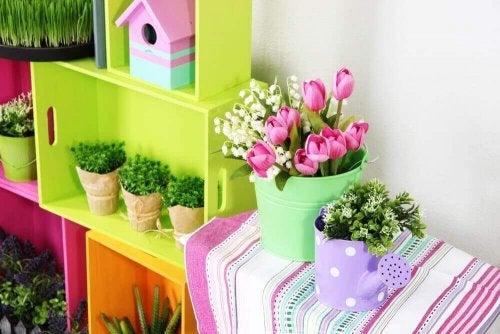 Tips voor het inrichten van je kleine tuin