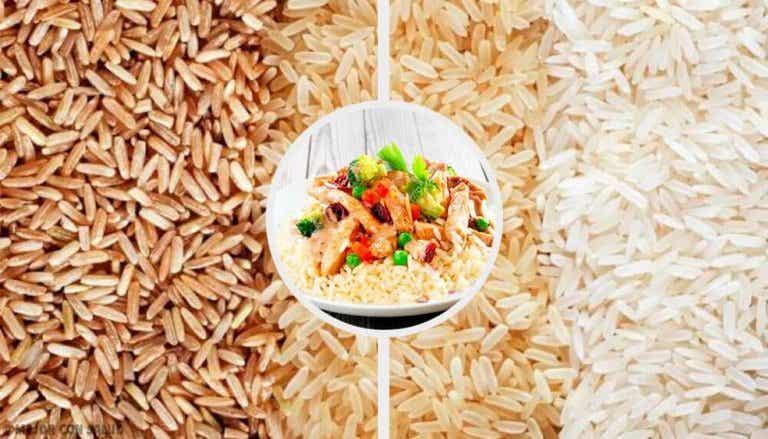 Welke soort rijst is het beste voor je figuur?