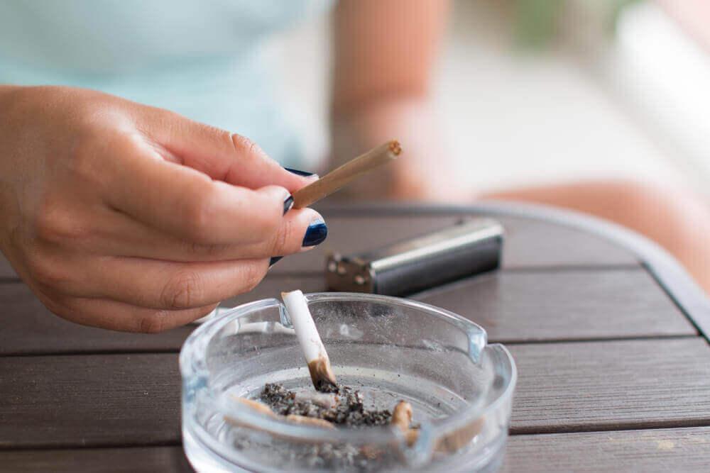 stoppen met roken eigenschappen