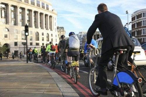 Verkeersbeleid fietsen