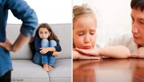 Wat te doen als je kind zich misdraagt?