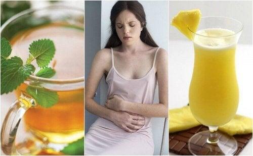 5 zelfgemaakte remedies tegen indigestie