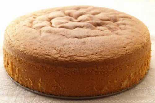Zo maak je een Italiaanse sponscake