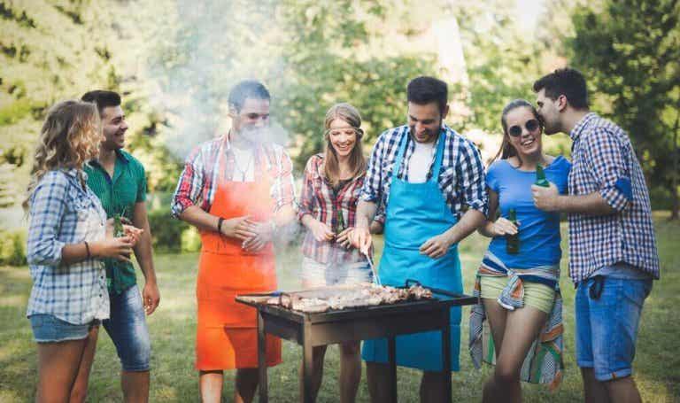 4 recepten voor een familiebarbecue
